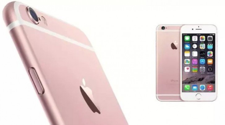 Apple Iphone S  Go Rose Gold Gsm