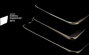 Samsung Galaxy Unpacked 2015 teaser reveals S6 edge+ silhouette