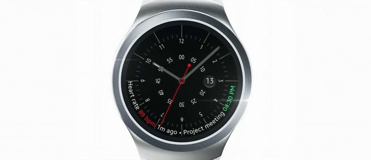 Samsung Circular Smartwatch