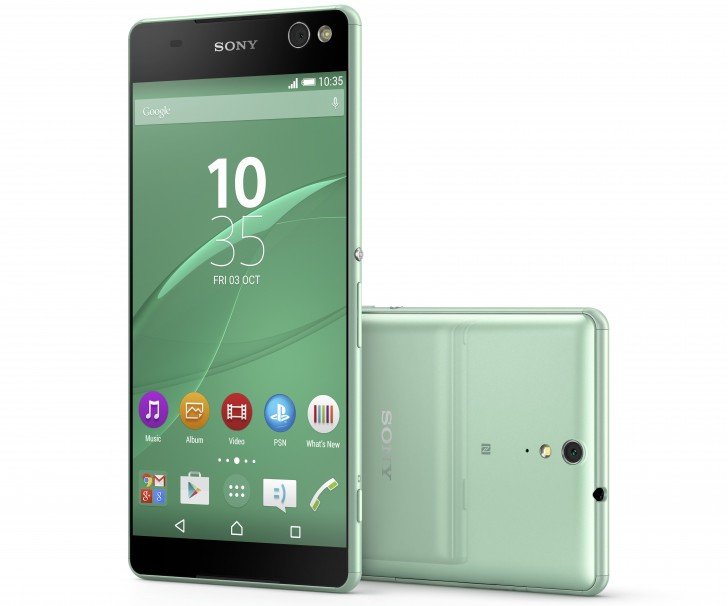 Sony announces the xperia c5 ultra and the xperia m5 gsmarena news sony announces the xperia c5 ultra and the xperia m5 stopboris Images