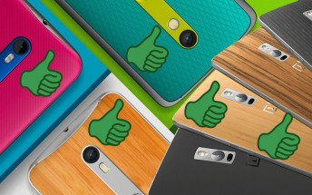 Weekly poll results: Moto X Style universally loved, OnePlus 2 gets 2-to-1 positive votes