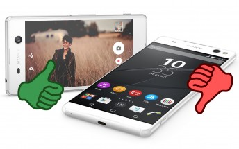 Weekly poll: Sony Xperia C5 Ultra and M5 - hot or not