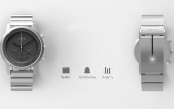 Sony is trying to crowdfund a new premium smartwatch