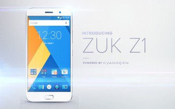 Lenovo's ZUK Z1 ships in mid-October, to cost about $330