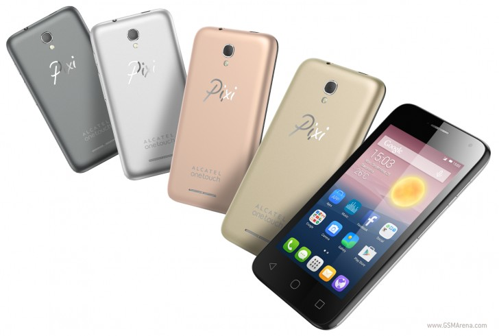 Alcatel OneTouch Idol 3C and Pixi First phones, Pixi 3 (10 ...