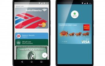 Android Pay is now rolling out in the US