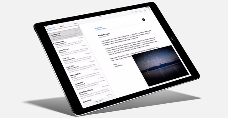 """Apple iPad Pro with 12.9"""" Retina display is now official ..."""