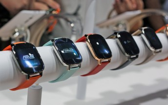 Asus ZenWatch 2: waterproof and affordable