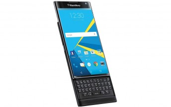 Android-powered BlackBerry Priv officially confirmed