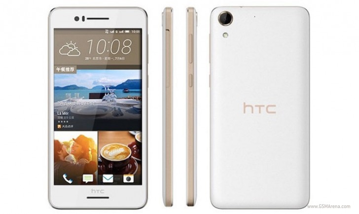 Htc Desire 728 Debuts In China With Mediatek Mt6753