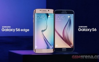 Nougat update starts hitting Samsung Galaxy S6/S6 edge in India