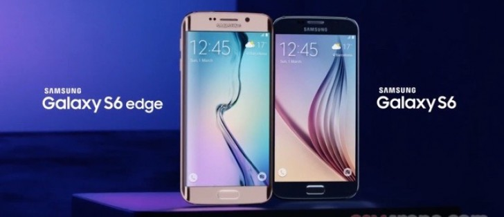 nougat update starts hitting samsung galaxy s6 s6 edge in india news. Black Bedroom Furniture Sets. Home Design Ideas