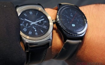 Gear S2 will cost you €349 in Europe, €399 for the S2 Classic
