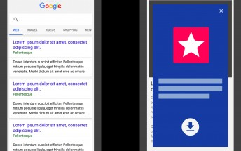 Google will soon stop considering sites with full-page app install ads as mobile friendly