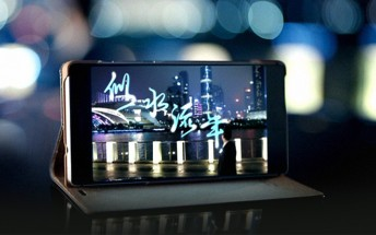 Huawei working on a dual-curved QHD AMOLED display