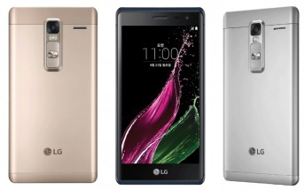 LG Class becomes official with slim metal case, mid-range specs