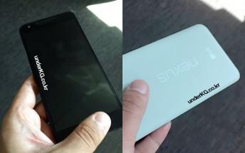 New LG Nexus 5 leaks in mint attire