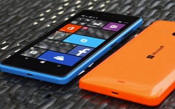 Microsoft Lumia 550 budget LTE phone with 4.7'' 720p screen leaks