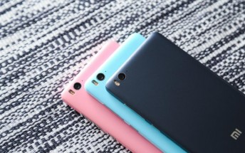Xiaomi Mi 4c color options shown in leaked images ahead of unveiling