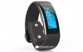 Upcoming Microsoft Band 2 images show a much nicer design