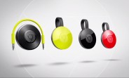 Updated Google Chromecast and Chromecast Audio unveiled