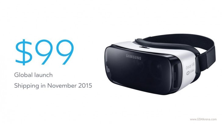 Samsung And Oculus Announce New More Affordable Gear Vr