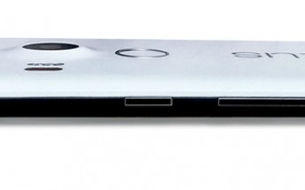New Nexus 5 (2015) leak shows the phone from a new angle