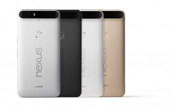 Huawei Nexus 6P is all-metal, starts at $500