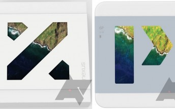 Nexus 5X and Nexus 6P names confirmed by leaked retail boxes