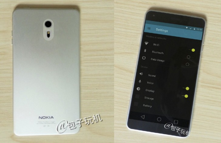 Live photos offer the first real look at the Nokia C1