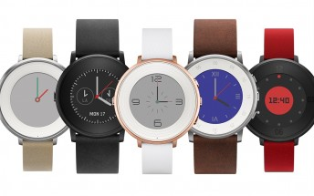 Pebble smartwatches receive price cuts in Canada
