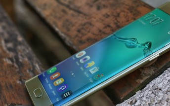 Samsung Galaxy S6 edge+ battery life test