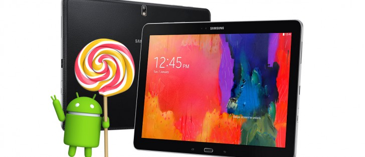 Samsung Galaxy Tab Pro 12.2 LTE jumps to Android 5.1.1 ...