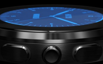 Vector smartwatches have a monochrome display and 30-day battery life