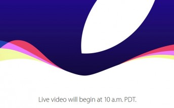 Watch the iPhone 6s and iPhone 6s Plus announcement live here