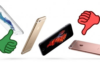 Weekly poll: Apple iPhone 6s/6s Plus - hot or not
