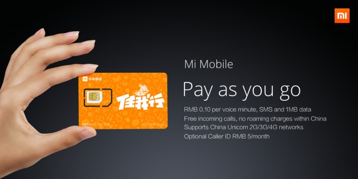 Xiaomi launches its own mi mobile virtual carrier in china it will offer calls messages and mobile data in a familiar prepaid format and 1min of calltime 1sms and 1mb of data cost 010rmb each reheart Images