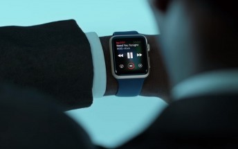 Apple releases a bunch of Apple Watch commercials