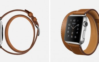 Apple Watch Hermes collection is now available starting at $1,100