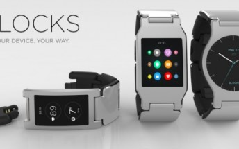 World's first modular smartwatch Blocks launching on Kickstarter next week