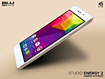 BLU's new Studio Energy 2 and Energy X are budget phones