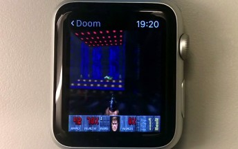 Watch DOOM running on Apple TV and Apple Watch