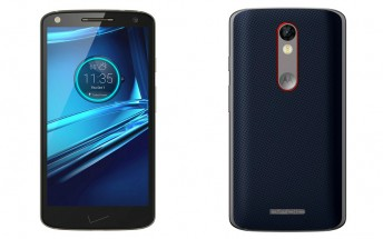 Verizon offer nets you a half off Droid Turbo 2 or Maxx 2 if you buy two