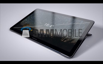 18.4-inch Samsung Galaxy View tablet gets pictured in latest leak