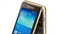 Samsung SM-W2016 leaks online, it's the Galaxy Golden 3