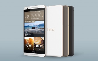 HTC One E9s dual sim - a new model quietly launches