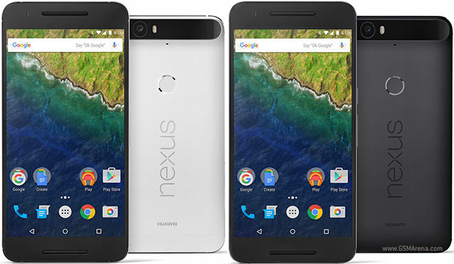 128GB Nexus 6P now available for purchase from Huawei's