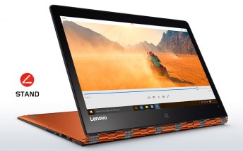 13.3-inch Lenovo Yoga 900 convertible gets official with Windows 10