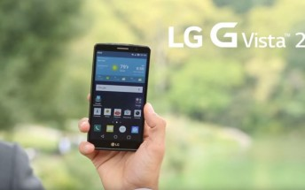 Stylus-totting LG G Vista 2 announced with octa-core CPU and 5.7-inch display