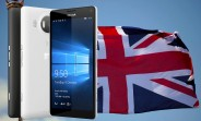 Microsoft reveals Lumia 950 and Lumia 950 XL UK pricing